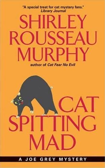 Cat Spitting Mad - A Joe Grey Mystery ebook by Shirley Rousseau Murphy