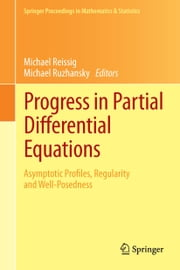 Progress in Partial Differential Equations - Asymptotic Profiles, Regularity and Well-Posedness ebook by Michael Reissig,Michael V. Ruzhansky
