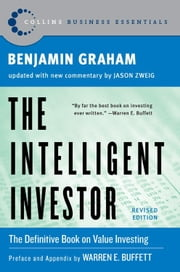 The Intelligent Investor, Rev. Ed ebook by Kobo.Web.Store.Products.Fields.ContributorFieldViewModel
