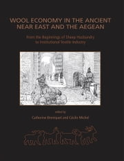 Wool Economy in the Ancient Near East ebook by Catherine Breniquet,Cécile Michel