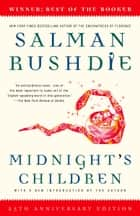 Midnight's Children - A Novel ebook by Salman Rushdie