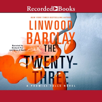 The Twenty-Three audiobook by Linwood Barclay