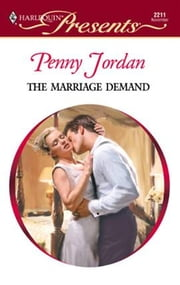 The Marriage Demand ebook by Penny Jordan