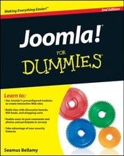 Joomla! For Dummies ebook by Seamus Bellamy,Steve Holzner