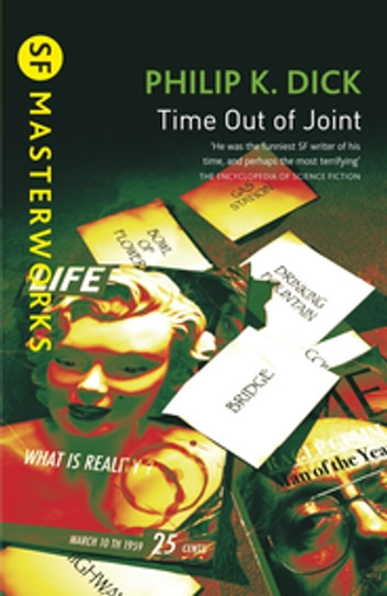 Time Out Of Joint ebook by Philip K. Dick