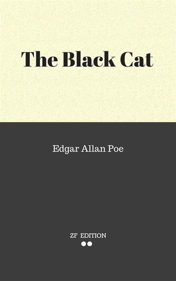 what goes around comes around edgar allan poes the black cat The black cat: what goes around comes around in his story the black cat, edgar allan poe dramatizes his experience with madness, and challenges the readers suspension of disbelief by using.