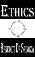 Ethics ebook by Benedictus de Spinoza