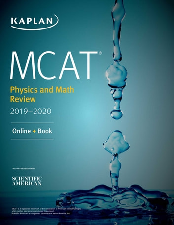 MCAT Physics And Math Review 2019 2020