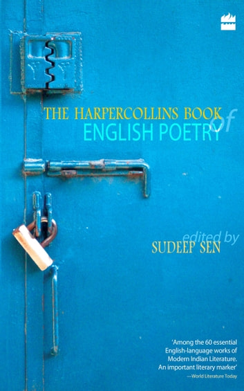 The Harpercollins Book Of English Poetry ebook by Sudeep Sen