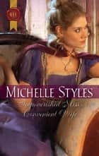 Impoverished Miss, Convenient Wife ebook by Michelle Styles