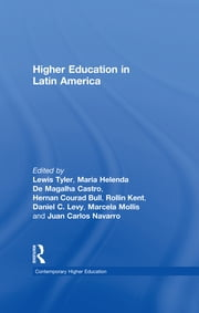 Higher Education in Latin American ebook by