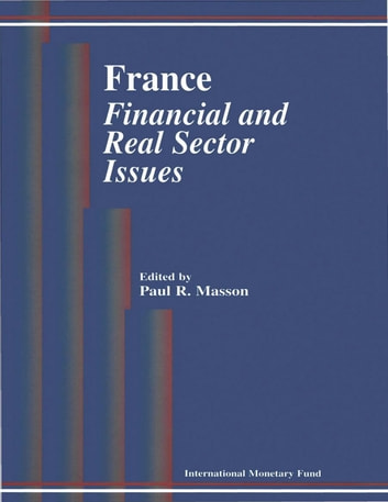 France: Financial and Real Sector Issues ebook by