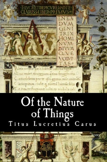 Of the nature of things ebook by titus lucretius carus of the nature of things ebook by titus lucretius carus fandeluxe Epub
