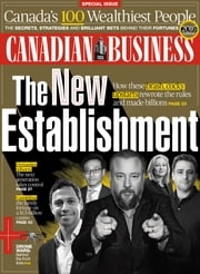 Canadian Business - Issue# 14 - Rogers Publishing magazine