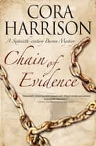 Chain of Evidence ekitaplar by Cora Harrison
