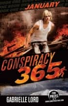 Conspiracy 365 #1 - January ebook by Gabrielle Lord
