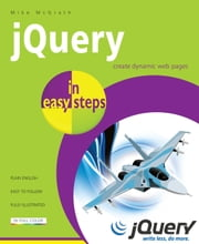jQuery in easy steps eBook par Mike McGrath
