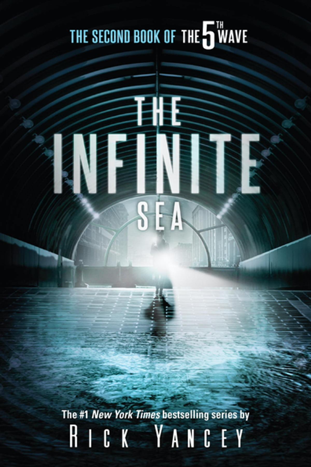 The Infinite Sea  The Second Book Of The 5th Wave Ebook By Rick Yancey