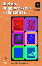 Handbook of Nanostructured Materials and Nanotechnology, Five-Volume Set ebook by Nalwa, Hari Singh