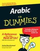Arabic For Dummies ebook by Amine Bouchentouf