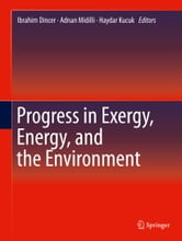 Progress in Exergy, Energy, and the Environment ebook by