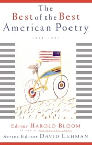 The Best of the Best American Poetry - 1988-1997 ebook by David Lehman