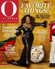 O, The Oprah Magazine - Issue# 12 - Hearst Communications, Inc. magazine