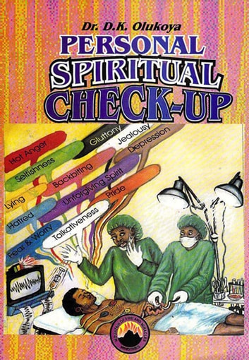 Personal Spiritual Check-Up ebook by Dr. D. K. Olukoya