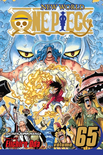 One Piece, Vol. 65 - To Nothing eBook by Eiichiro Oda