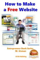 How to Make a Free Website ebook by M. Usman