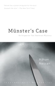 Münster's Case - An Inspector Van Veeteren Mystery (6) ebook by Hakan Nesser,Laurie Thompson