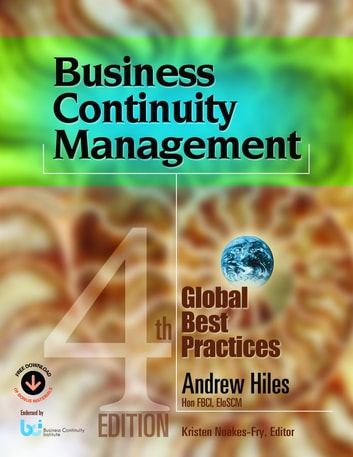 Business Continuity Management - Global Best Practices ebook by Andrew Hiles