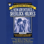 The Book of Tobit and The Murder Beyond the Mountains - The New Adventures of Sherlock Holmes, Episode #19 audiobook by Anthony Boucher, Denis Green