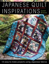 Japanese Quilt Inspirations ebook by Susan Briscoe