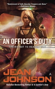 An Officer's Duty ebook by Jean Johnson