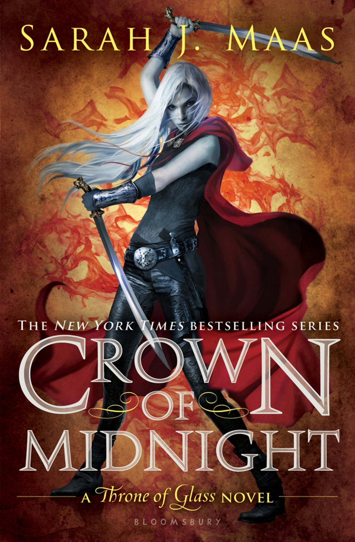 Crown Of Midnight Ebook By Sarah J Maas