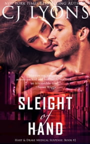 SLEIGHT OF HAND - Hart and Drake Romantic Thrillers ebook by CJ Lyons