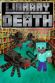 Library of Death - The Scourge of the Glitch , #1 ebook by Cantonfield Kids
