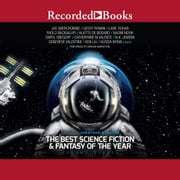 The Best Science Fiction and Fantasy of the Year Volume 11 audiobook by