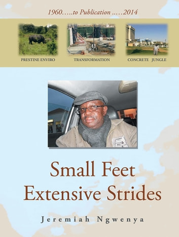 Small Feet Extensive Strides ebook by Jeremiah Ngwenya