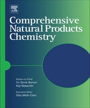 Comprehensive Natural Products Chemistry ebook by Derek Barton,O. Meth-Cohn,Derek Barton