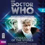 Vengeance of the Stones audiobook by Andrew Smith