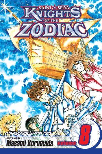 Knights of the Zodiac (Saint Seiya), Vol. 8 - The Twelve Palaces ebook by Masami Kurumada