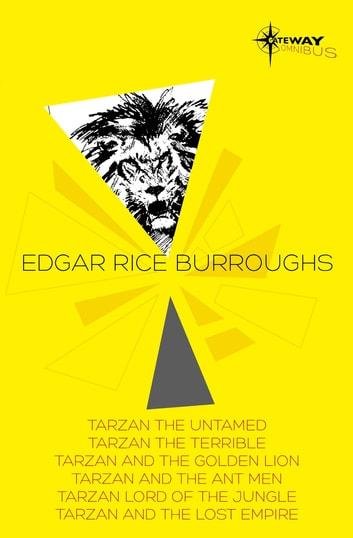 Tarzan the Untamed and Other Tales ebook by Edgar Rice Burroughs