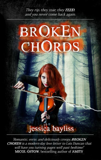 Broken Chords ebook by Jessica Bayliss