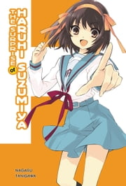 The Surprise of Haruhi Suzumiya ebook by Nagaru Tanigawa