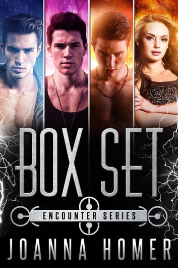 Encounter Series Box Set (Part 1) - Encounter Series ebook by Joanna Homer