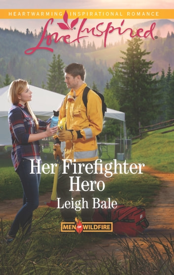 Her Firefighter Hero ebook by Leigh Bale