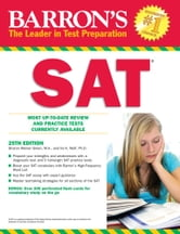 SAT 25th Edition ebook by Sharon Weiner Green,Ira K. Wolf
