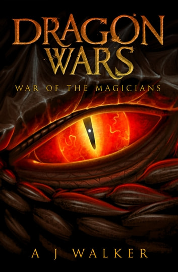 Dragon Wars: War of the Magicians ebook by A J Walker
